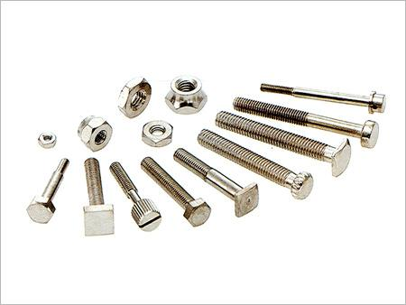 Brass Nickel Plated Fasteners