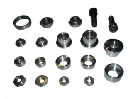 CNC Machined Fasteners